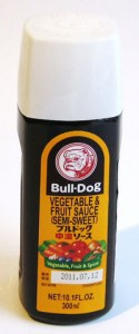 Bull-Dog Chuno Sauce 300 ml