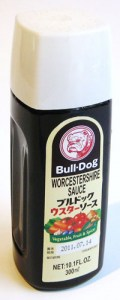 Bull-Dog Worcestershire Sauce 300 ml