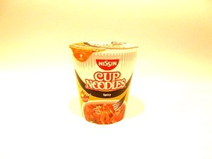 Nissin Cup Noodle Spicy