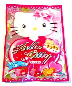 Senjakuame Hello Kitty Candy 85 g